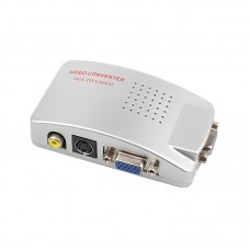 Converter VGA to Video/S-Video Power Plus CVA-3002
